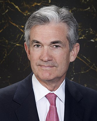 Chair of the Federal Reserve - Image: Jerome H. Powell