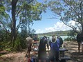 Jervis Bay view - bush and water.JPG