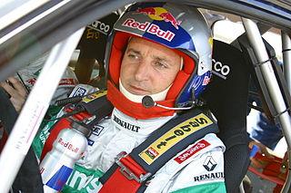 Jesús Puras Spanish racecar driver