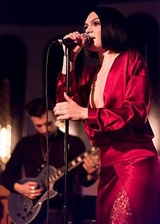 Jessie J English singer-songwriter