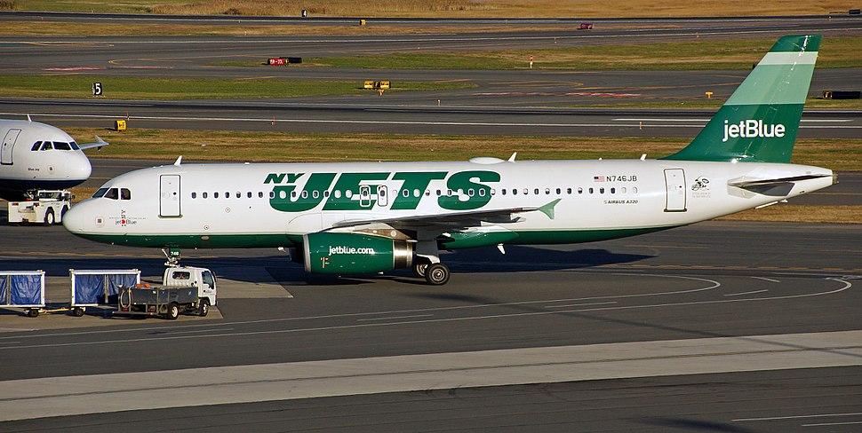 JetBlue Jets