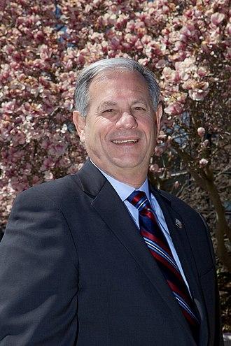 Bergen County Executive - Image: Jim Tedesco