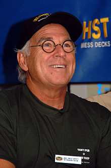 Jimmy Buffett on USS Harry S Truman.jpg