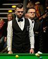 Jimmy Robertson and Ingo Schmidt at Snooker German Masters (DerHexer) 2015-02-05 03.jpg