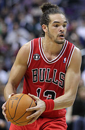 a44d769e581 Joakim Noah was drafted by the Bulls in 2007. He was named an All Star for  the first time in 2013 and for the second time in 2014.