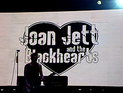 Joan Jett and The Blackhearts @ Lollapalooza Brazil 2012.jpg