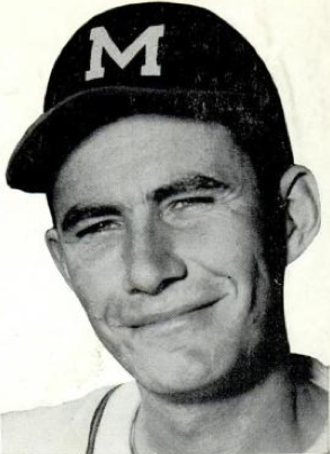 Joe Adcock - Adcock in 1954 with the Milwaukee Braves