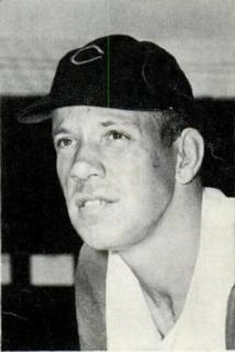 Joe Nuxhall American baseball player