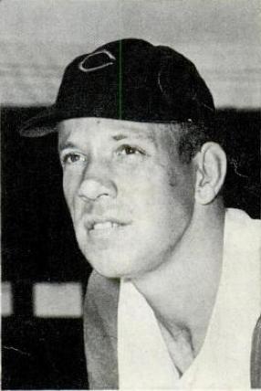 Joe Nuxhall 1957