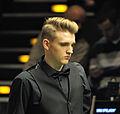 Joel Walker at Snooker German Masters (Martin Rulsch) 2014-01-29 03.jpg