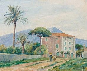 Villa ved Paestum