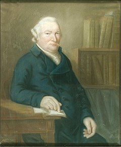 Photo of painting of Griesbach