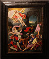 Johann koenig, resurrezione di cristo, olio su rame, 1600-40 circa (norimberga) 01.JPG
