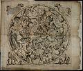 "Johannes Hevelius - Prodromus Astronomia - Volume III ""Firmamentum Sobiescianum, sive uranographia"" - Tavola Emisfero Boreale.jpg"
