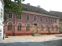 Johannes Honterus School Brasov Building A part 1.JPG