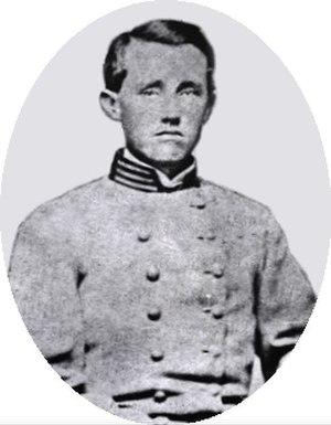 John C. C. Sanders - Image: John Caldwell Calhoun Sanders