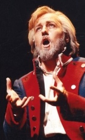 Les Misérables (musical) - John Owen-Jones as Jean Valjean