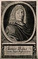 John Ray. Line engraving after W. Faithorne. Wellcome V0004934.jpg