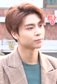Johnny Seo going to a Music Bank recording in March 2018 01.png