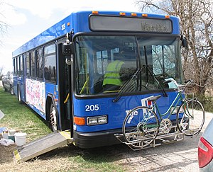 Johnson County Transit - Image: Johnson County Transit 205