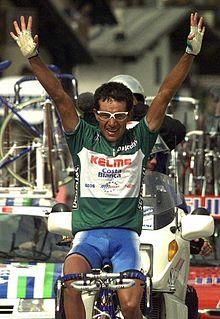 Chepe González road bicycle racer
