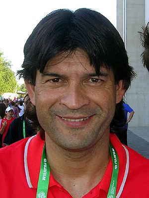 Paraguay national football team - Cardozo scored seven goals during the 2006 World Cup qualifiers.