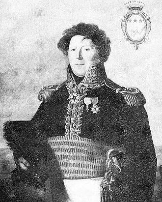 Joseph Chabran - General of Division Joseph Chabran