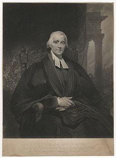 Joseph Pott British archdeacon