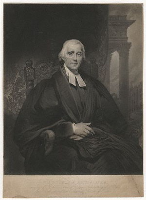 Joseph Pott - Joseph Holden Pott, 1843 mezzotint by John Porter, after William Owen.