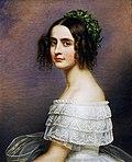 Joseph Stieler - Alexandra Amalia Prinzessin von Bayern, 1845.jpg