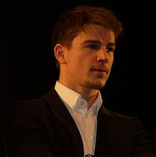 O actor y productor cinematografico estatounitense Josh Hartnett, en una imachen de 2008.