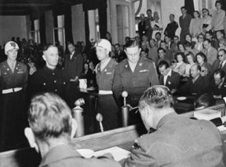 Josias, Hereditary Prince of Waldeck and Pyrmont - Waldeck-Pyrmont during the Buchenwald Trial