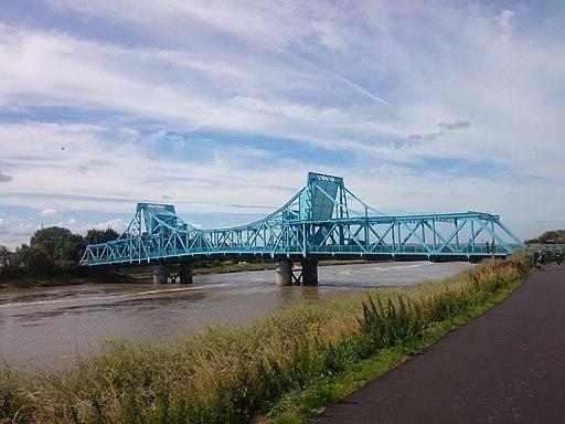 Jubilee Bridge - Queensferry, Wales (2015)