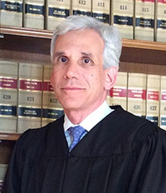 Randolph Moss - Former photo of judge in 2015
