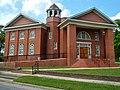 Julia Street Memorial United Methodist Church; Boaz, Alabama.JPG