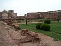 July 9 2005 - The Lahore Fort-Some archaelogical remains.jpg