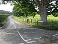 Junction of Penny Pot Lane with Mystole Lane - geograph.org.uk - 569968.jpg