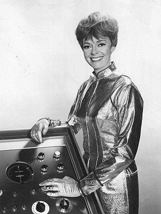 June Lockhart - Lockhart played Maureen Robinson in the classic sci-fi series Lost in Space from 1965-1968.