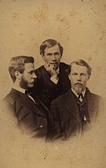 Justin Edwards Emerson, Oliver Pomeroy Emerson, Nathaniel Bright Emerson, photograph by J. J. Hawes, Mission Houses Museum Archives.jpg