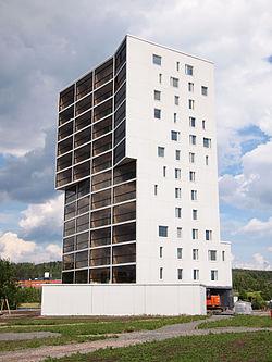 Rakentaminen asuintalo