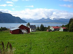 View of Olderdalen