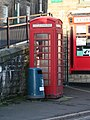K6 telephone box in High Street, New Mills.jpg