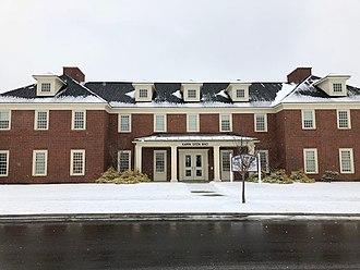 Kappa Delta Rho - Bucknell University chapter house (Iota Chapter), opened in 2012