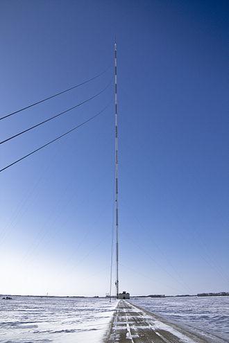 KVLY-TV mast - KVLY-TV mast