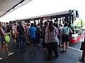 Kačerov, autobus XC v nástupní zastávce (02).jpg