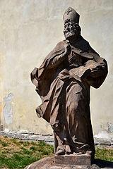 Socha svatého Vojtěcha