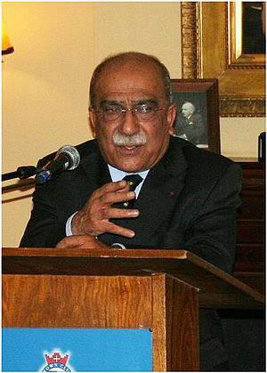 Kader Asmal - Image: Kader Asmal