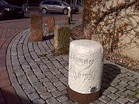 Kahl am Main, Grenzsteingarten am Wasserturm.jpg
