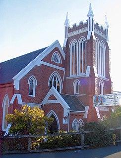 Kaikorai Presbyterian Church Church in Dunedin, New Zealand