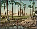 Kairo, les pyramides, femmes Arabes LCCN2017658151.jpg